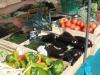 2ème vente de légumes Ferme de la Haye, contre le projet de circuit de F1 de Flins - Les Mureaux